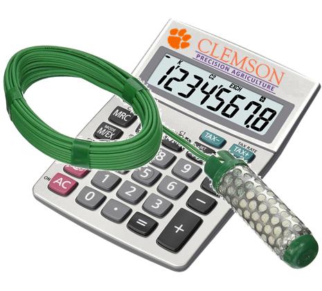 Watermark Soil Moisture Calculator