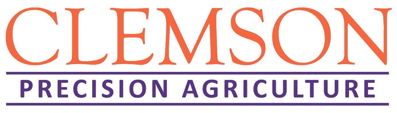 Clemson Precision Ag Wordmark